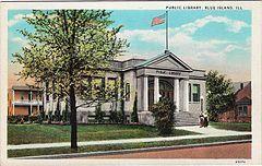 Blue Island, Illinois - Wikipedia, the free encyclopedia