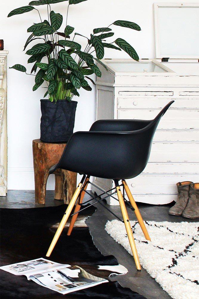 Chaise DAW Eames Accoudoirs Design Dsw Salle À Manger Bar