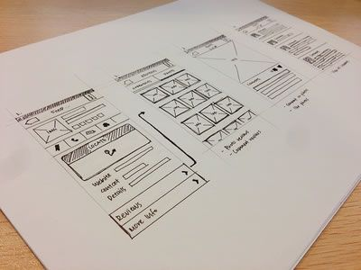 #ux #ui #design #sketch #inspiration