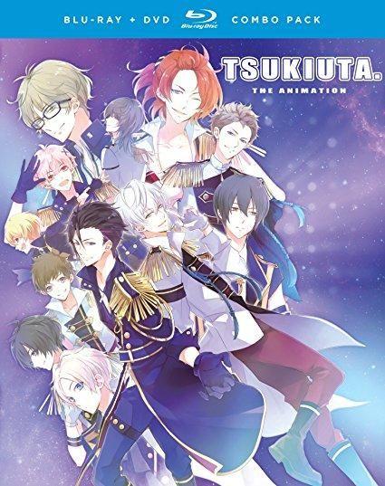 Wataru Hatano & Tetsuya Kakihara & Itsuro Kawasaki-Tsukiuta. The Animation: The Complete Series SUB Only