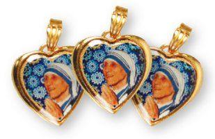 Medal St Teresa.