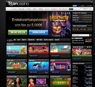 Titan CasinoHeue bei uns im Test das Casino mit dem starken Namen – das #Titan Casino. Titan, das chemische Element bzw. das Metall ist besonders fest und korrosionsbeständig. So ist es keine Überraschung, dass vieles was als stark und kraftvoll gelten soll, mit der Bezeichnung Titan geschmückt wird.