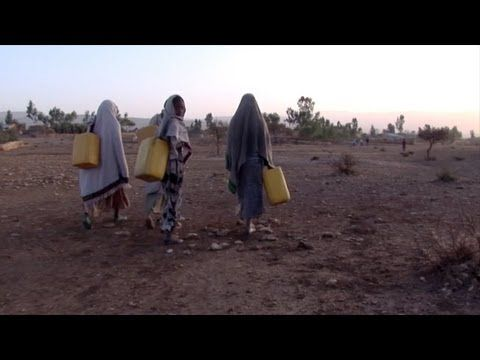 This time lapse represents an hour-long walk that the women of Adiwerema, Ethiopia make twice a day, every day. To learn how you can help make this reality a thing of the past, visit us at http://water.org
