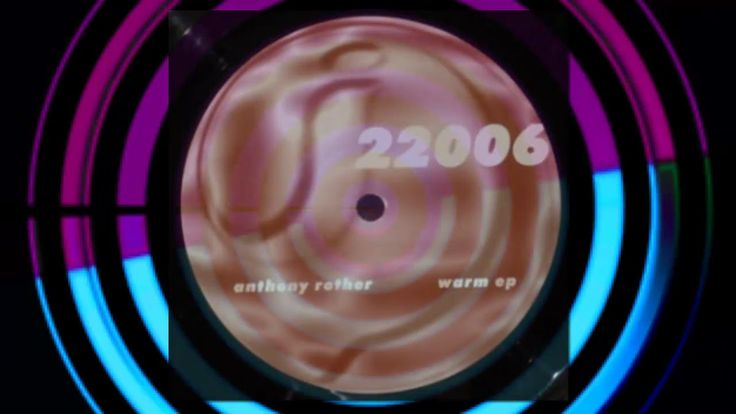 Anthony Rother – Untitled 2 (Warm EP) | 90s TECHNO