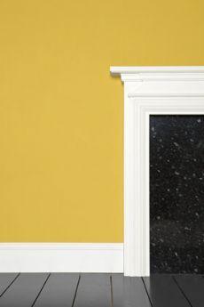 Babouche - No. 223 - Farrow and Ball Emulsion Mate - Estate Emulsion, peinture mate pour murs http://www.papillondecoration.com/babouche---no-223---emulsion-mate-728-p.asp