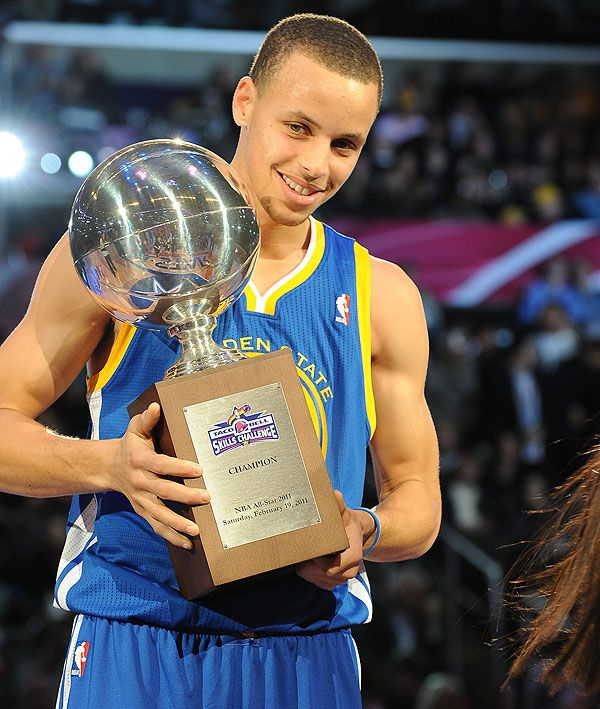dell curry   Stephen Curry Basketball Star Biography