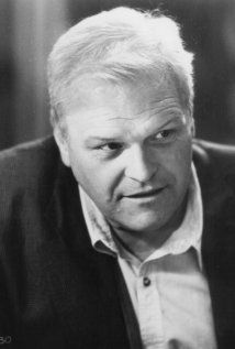 Brian Dennehy (1938 - )Imposing, barrel-chested and now silver-haired Brian Dennehy is a prolific US actor, well respected on both screen and stage for the best part of 25 years. He really got himself noticed by movie audiences in the box-office hit Rambo an quickly escalated to stronger supporting or co-starring roles. Dennehy went on to win one Golden Globe, two Tony Awards and six Primetime Emmy Award nominations.