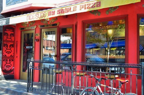 Nice Slice Pizzeria, RI