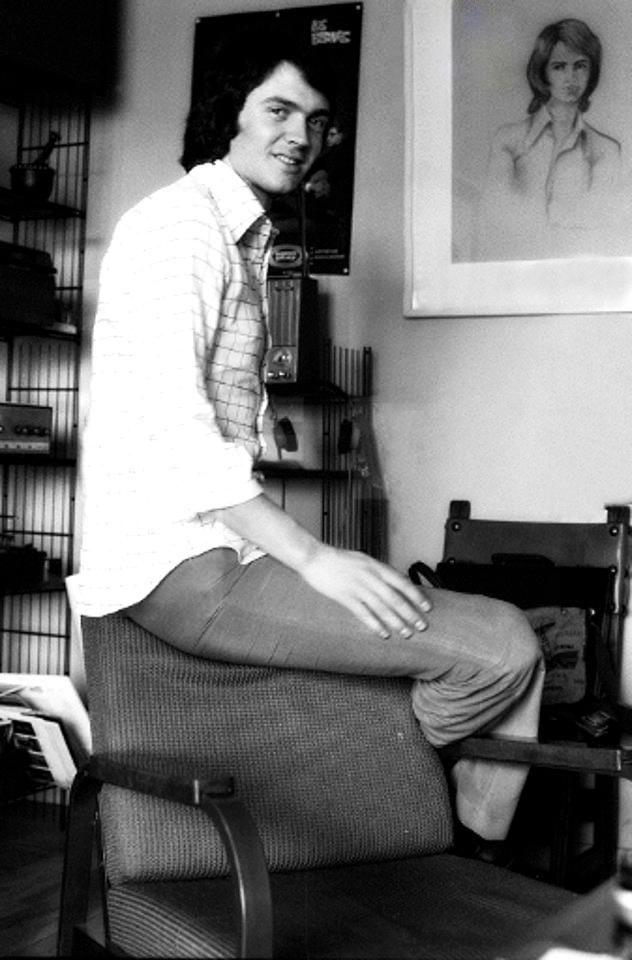 Camilo Sesto principios años 70