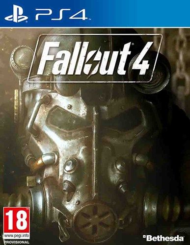 Fallout 4 ps4 video game