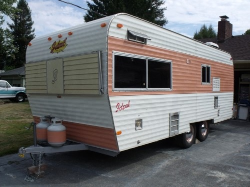 Field And Stream Travel Trailer