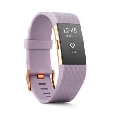 product image for Fitbit® Charge 2™ Wireless Activity Wristband Special Edition in Lavender Rose Gold