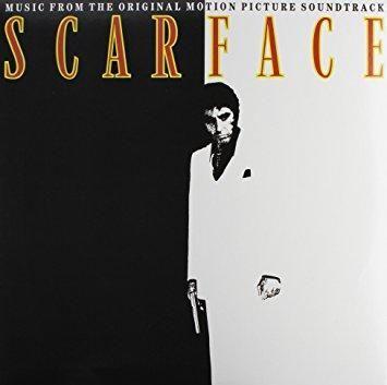 Soundtrack - Scarface Music From The Soundtrack