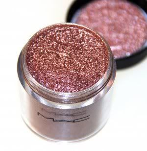 Mac Rose Pigment Cosmetics