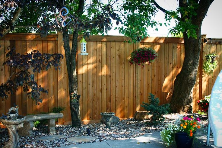 Forest Hill Wood Garden Fence| Fence-All