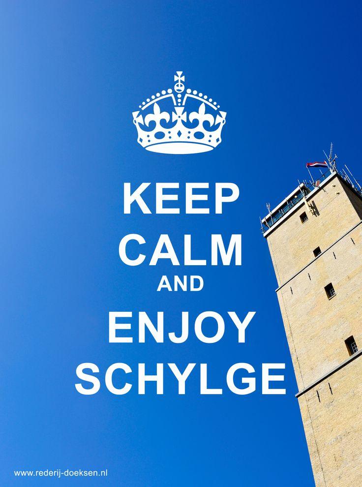 KEEP CALM and ENJOY SCHYLGE #doeksen @rederijdoeksen #terschelling #waddenzee #vakantie