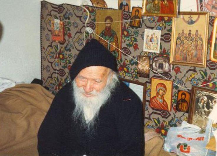 Το μυστικό του Αγίου Πορφυρίου