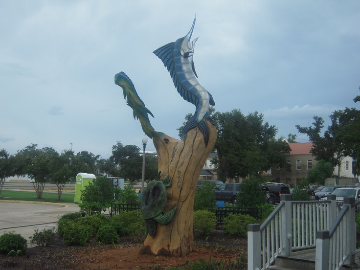 Best images about marlin miller sculptures biloxi