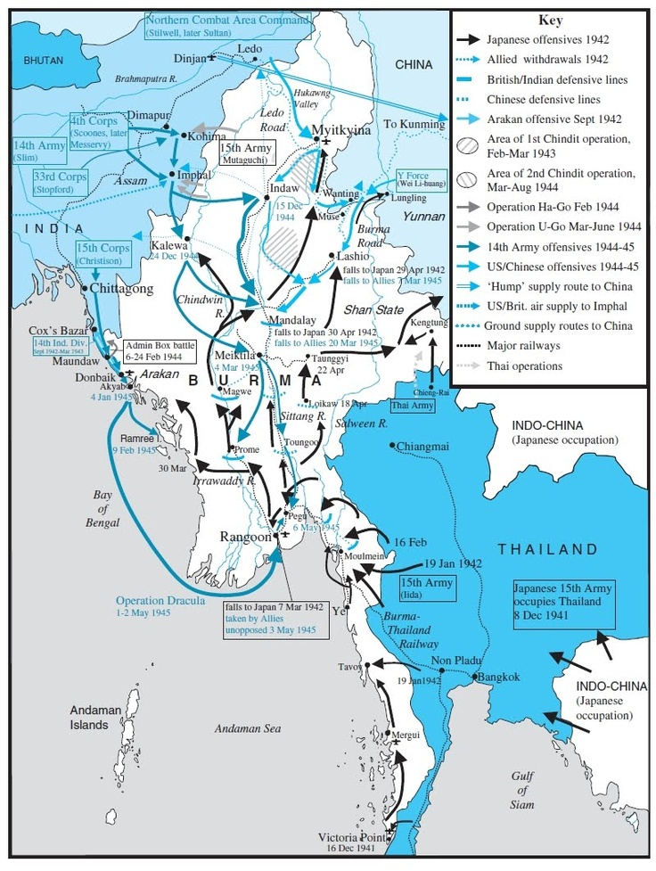 end of ww2 in asia pacific World war ii: the war against japan six times from august to the end of november they with operations in the north pacific, china, and southeast asia to be.