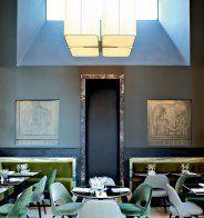 Le restaurant Monsieur Bleu - Paris - Marie Claire Maison