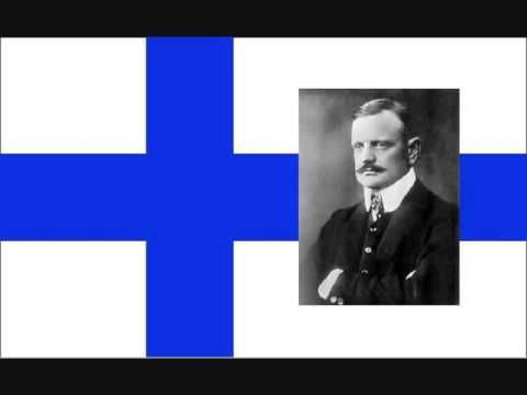 Jean Sibelius - Finlandia Op.26   Finland's Independence Day 6th December.