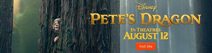 Pete's Dragon | Disney Movies