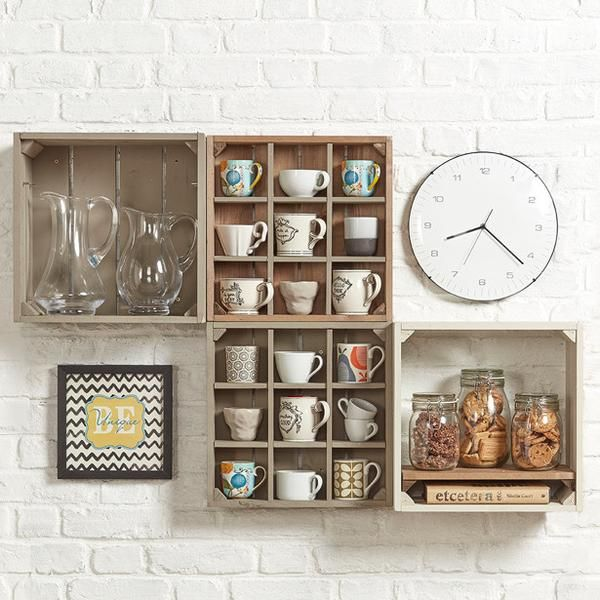 Cubby Holes Grain002 Ideas For Kitchen Mug E Rack And Small Collectables Home Decor In 2018 Pinterest Cubbies