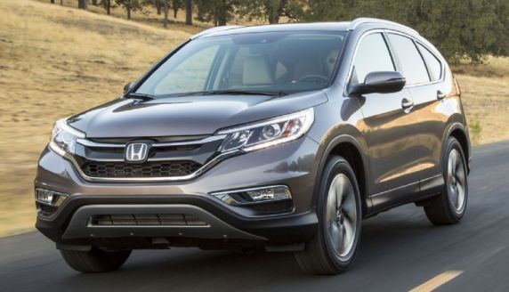 Safest SUVs for Small Families-Honda CRV 2015