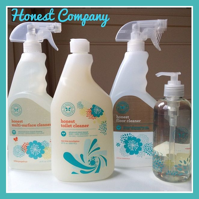The Honest Company eco-friendly cleaning products. Make the switch in your bathroom! #NaturallyHonest #PMedia