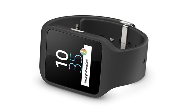 Sony says its new SmartWatch 3 will utilize incoming Android Wear features that help the watch function without a phone. | #Sony #IFA2014 #smartwatches #SmartWatch3 #AndroidWear #wearable
