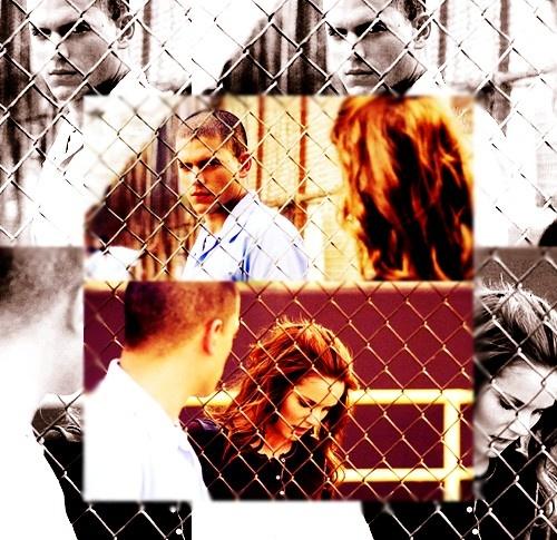Prison Break: Sarah and Michael