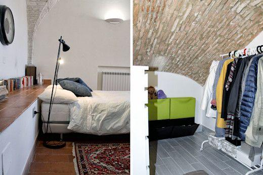 12 ideas fantásticas para tener un vestidor en el dormitorio   homify   homify   Dormitorios ...