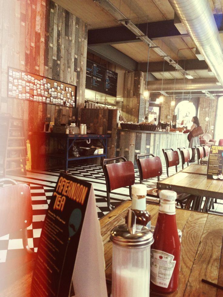 Boston Tea Rooms Birmingham