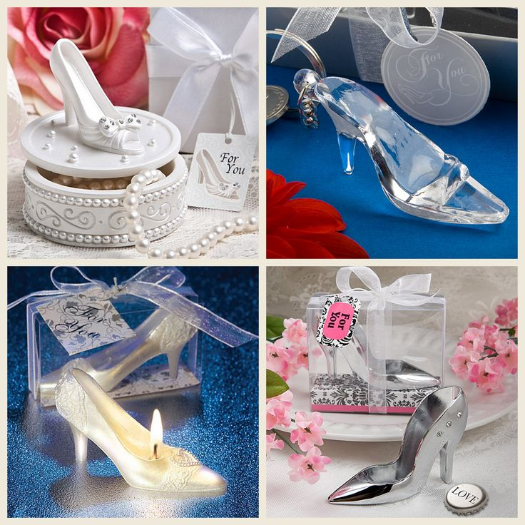 High Heel Shoe Wedding Favors from HotRef.com