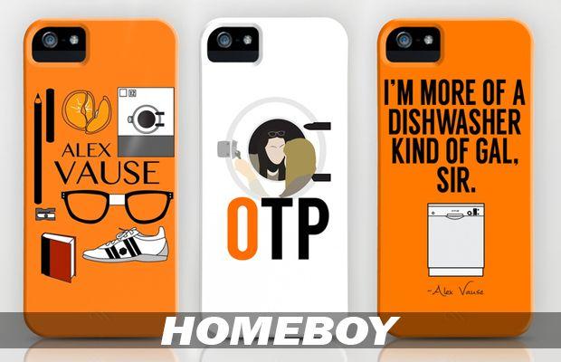 Καταπληκτικές 'Orange is the New Black' θήκες για iPhone & Galaxy