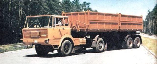 Tatra T813 TN 4x4 -
