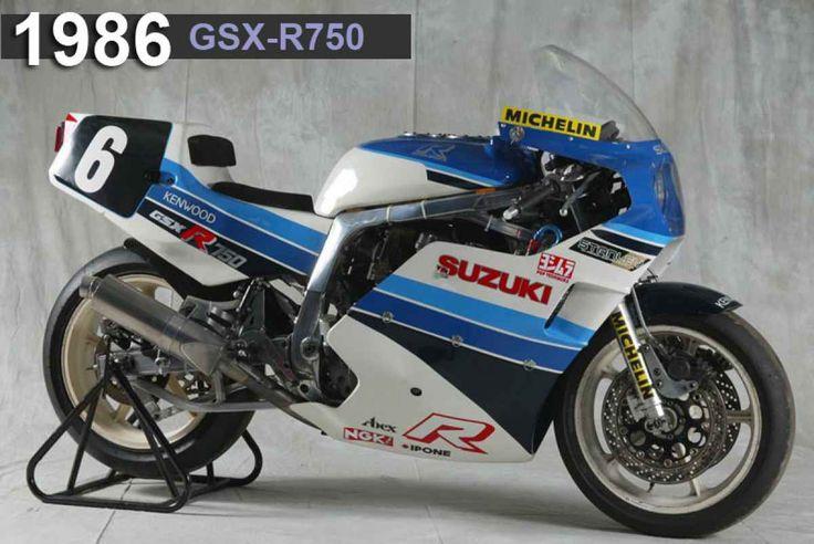 Suzuki Endurance racer...