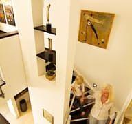 Ausstellungshaus München Innenaufnahmen