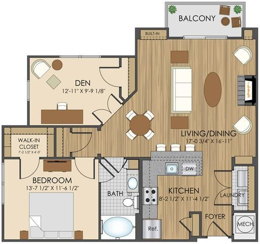 25 best ideas about condo floor plans on pinterest for Small condo floor plans