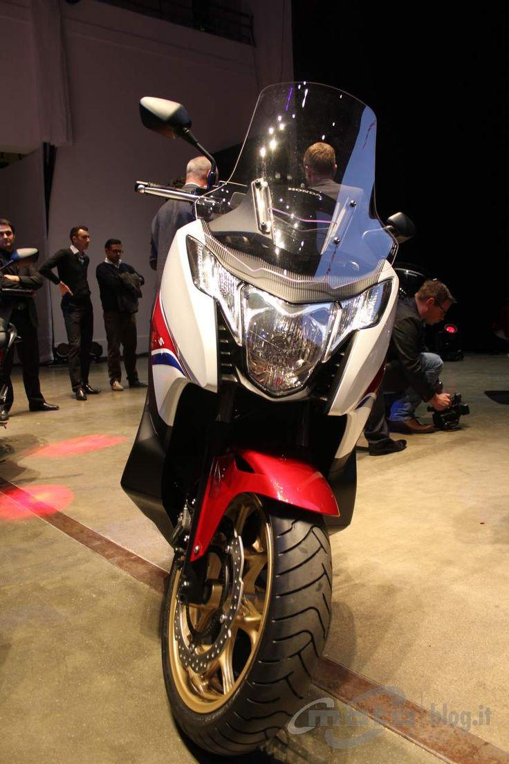 Honda integra 750 my 2014 hondamotorcycle