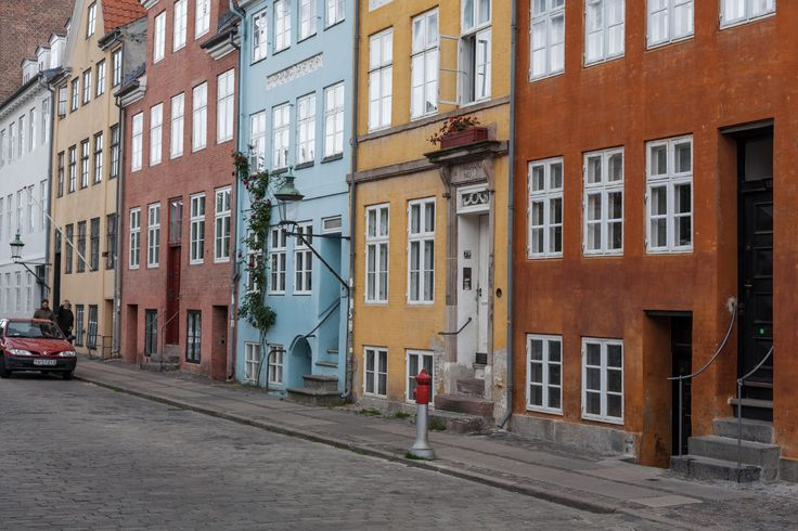 https://flic.kr/p/dCNQ7o | Colorful Buildings Copenhagen Denmark