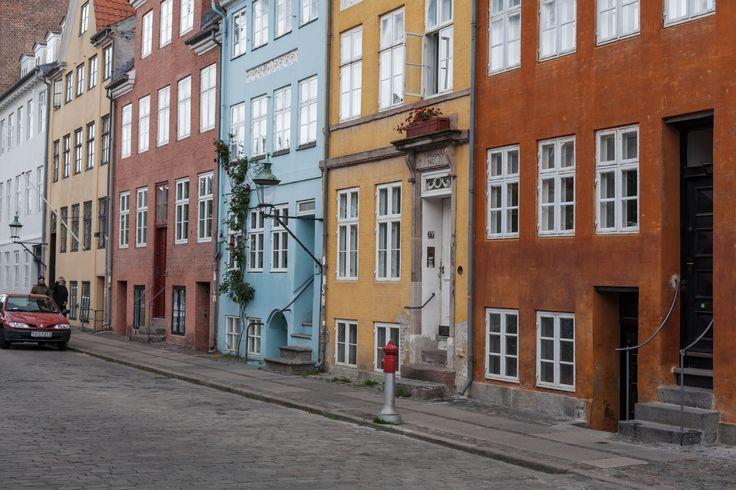 https://flic.kr/p/dCNQ7o | Colorful Buildings Copenhagen Denmark