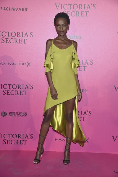 Herieth Paul - Every Look from the 2016 Victoria's Secret After-Party  - Photos