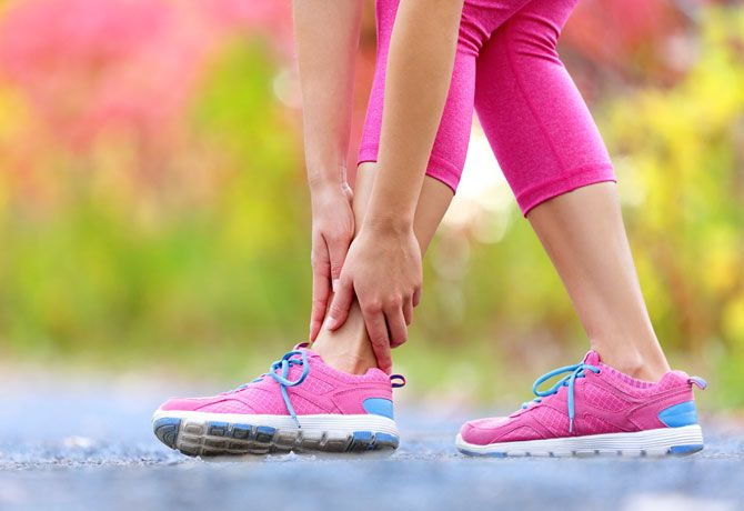 Sprained Ankle Symptoms and How To Heal A Sprained Ankle
