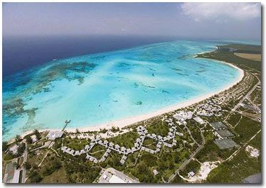 resorts in san salvador bahamas | The second thing San Salvador is best known for today is Club Med. Yes ...
