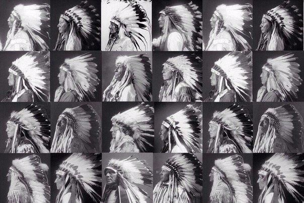 Поговорки индейцев.