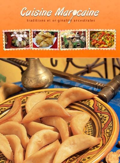 Cuisine Marocaine _ كعب غزال - corne de ghazelle. These are delicious! must translate this recipe!