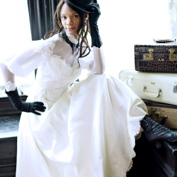 Steampunk Wedding Gowns: 9 Best Little Lolita Images On Pinterest