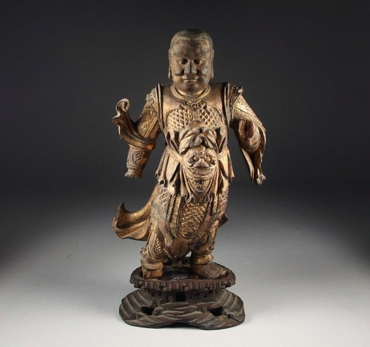 Warriors The Broken Code The Scorching Earth: 17 Best Images About Chinese Wooden Gods On Pinterest
