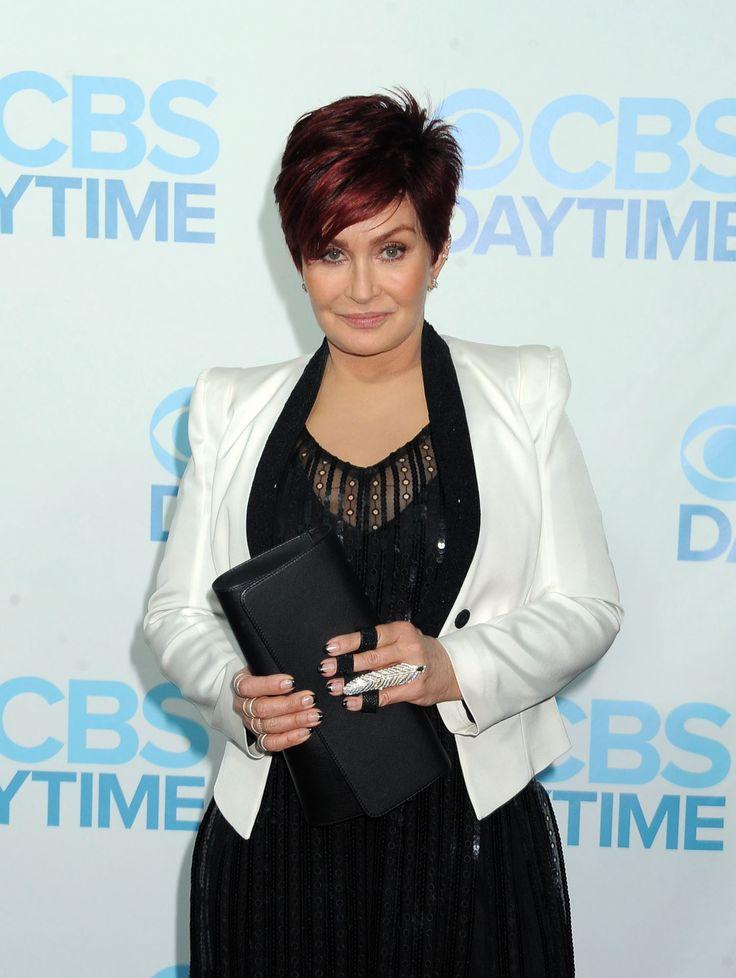Sharon Osbourne - The Associated Press